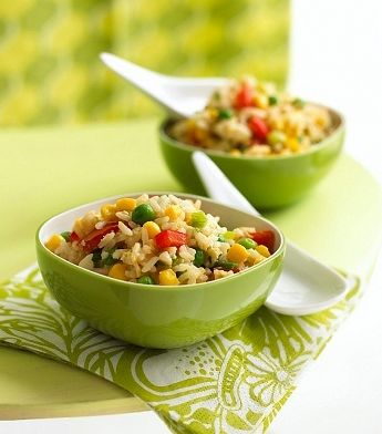 My Slimming World Syn Free Vegetable Fried Rice Recipe