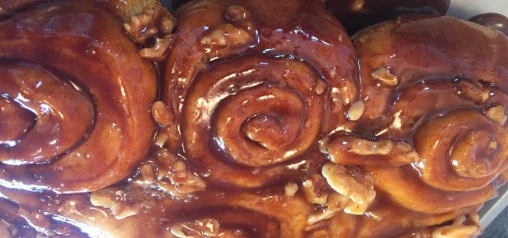 Delicious Cinnamon Sticky Buns
