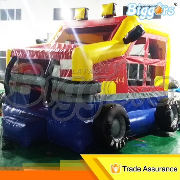 1290.00$  Buy now - http://alixgi.worldwells.pw/go.php?t=32704123124 - Inflatable Biggors 100% PVC Commercial Bounce House Outdoor Large Recreation Inflatable Toys for Children 1290.00$