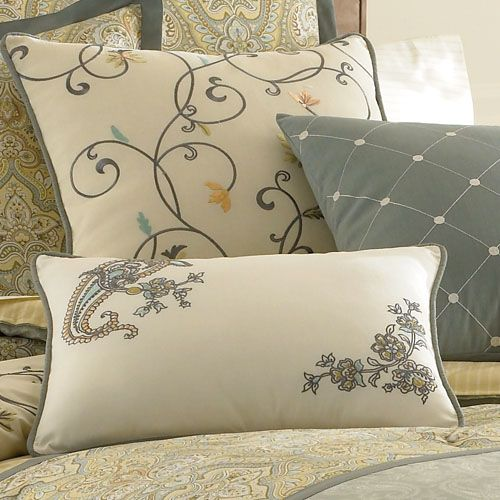 Laura ashley usa master bedroom remodel pinterest laura ashley decorative pillows and Master bedroom throw pillows