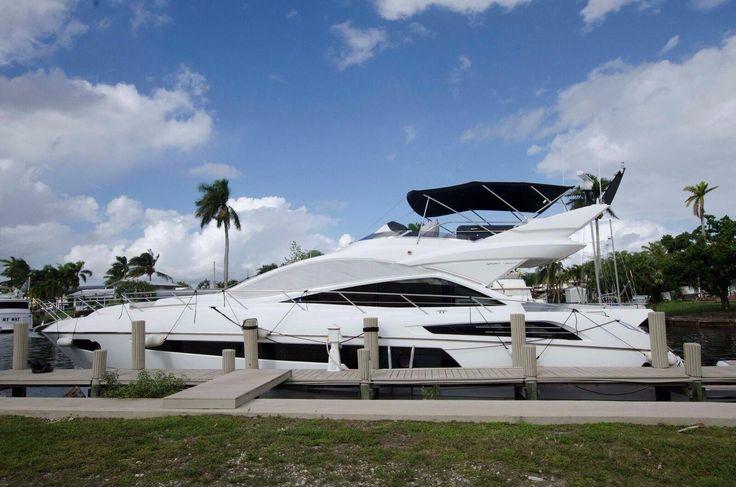 68 ft 2016 Sunseeker Sport Yacht