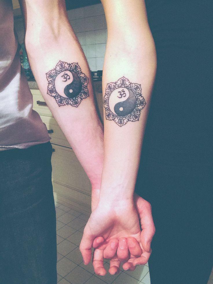 Yin Yang Tattoo T Mandalas Tatuajes Y Piercings
