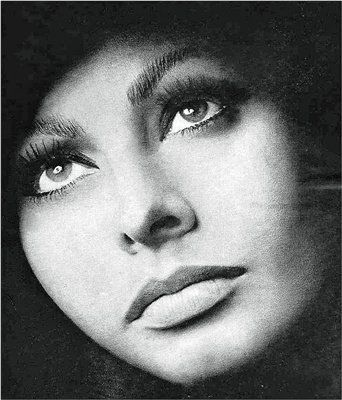 Sophia Loren wow-factor