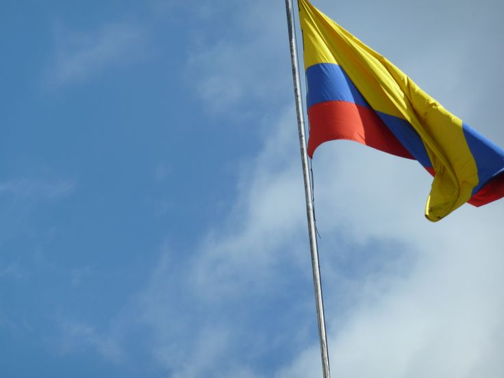 Mi Bandera- Colombia