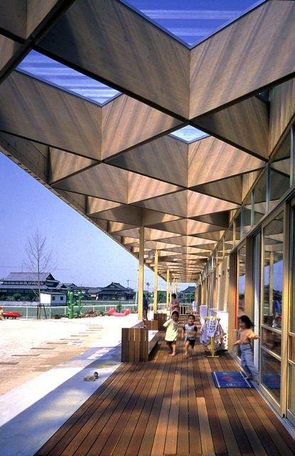 八代の保育園 The Nursery school in Yatsushiro   みかんぐみウェブサイト