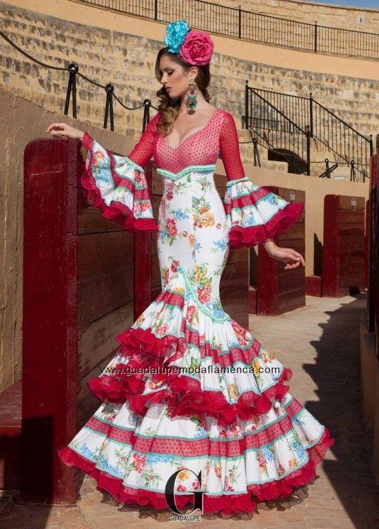 AMANECER - Guadalupe Moda Flamenca                                                                                                                                                                                 Más