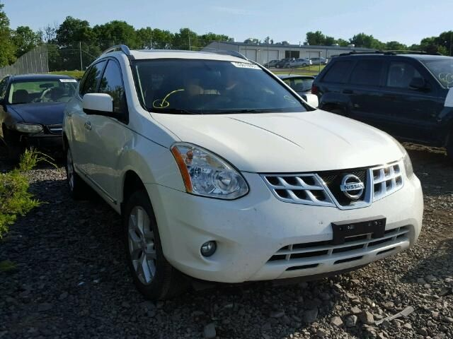 2013 #NISSAN ROGUE 2.5L for Sale at #AutoBidMaster. Register to Bid Now.