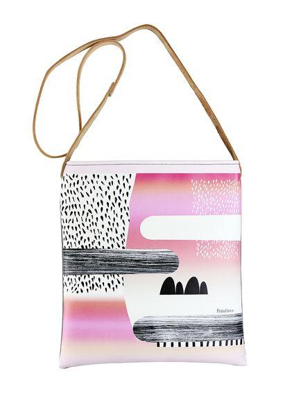 print bag, print, polscy projektanci, kraków. Unikatowa torebka Printlove, 2015 w Printlove na DaWanda.com