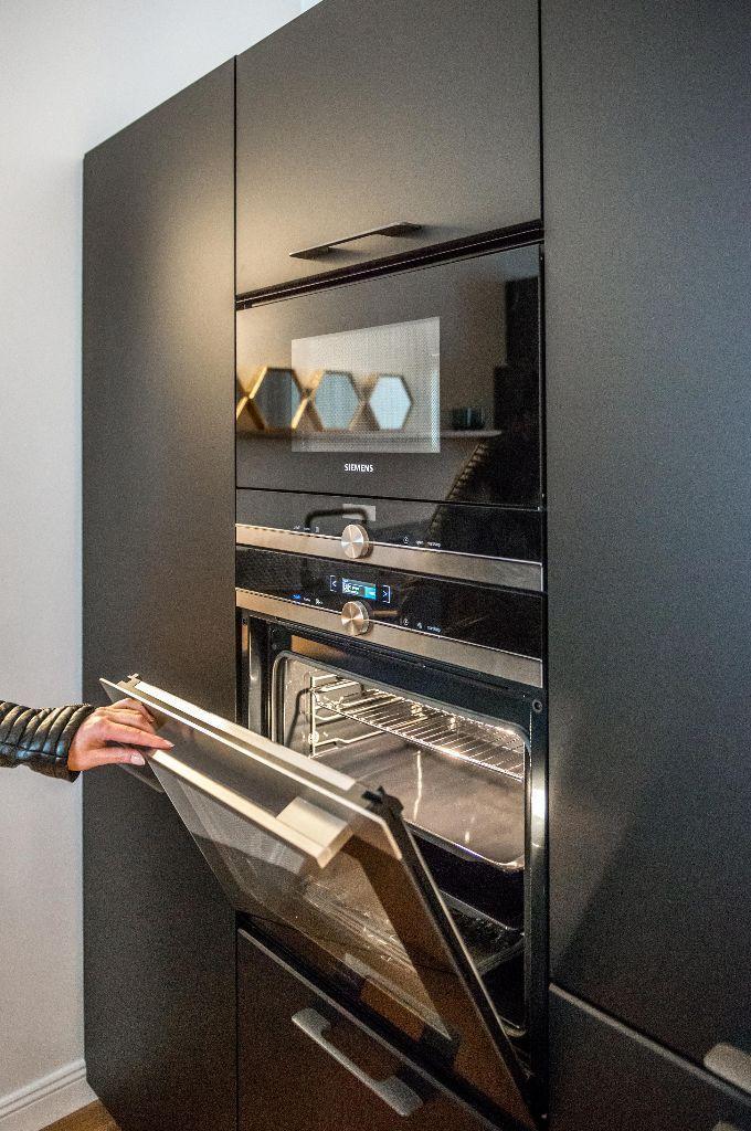Mieszkanie Na Sprzedaz Poznan Grunwald Jozefa Chelmonskiego Foto 4 Kitchen Appliances French Door Refrigerator Home Decor