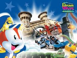DREAMWORLD will launch a new big thrill ride and a Kung Fu Panda-themed land before Christmas in the latest battle between the Gold Coast's five theme parks