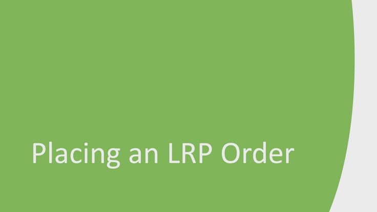 doTERRA Virtual Office Training: Placing an LRP Order