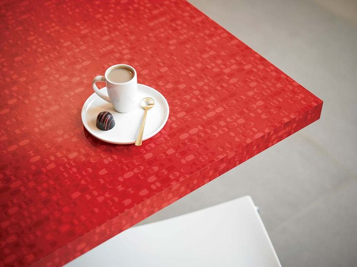 Awesome Red Laminate Countertops Retro Inspired