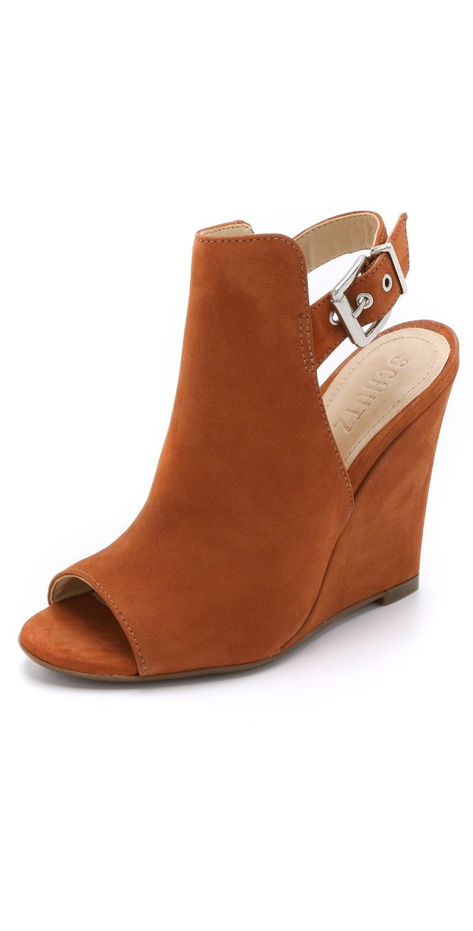 Schutz Kila Wedge Sandals | SHOPBOP SAVE UP TO 25% Use Code:GOBIG15