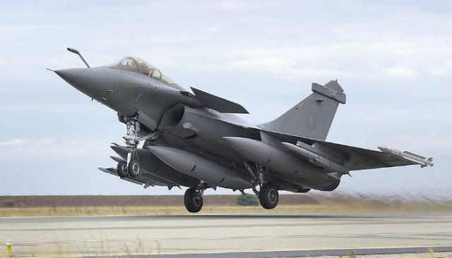 Military and Commercial Technology: Rafale's F3R update on target after latest tests
