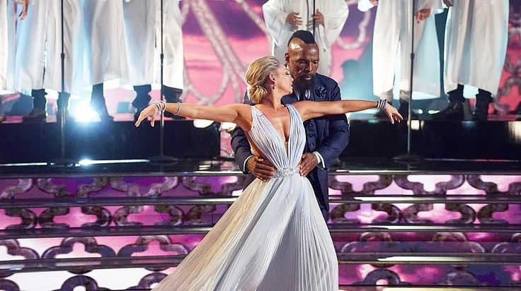 'Dancing with the Stars' ousts Mr. T and pro partner Kym Herjavec Rashad Jennings tops leaderboard Dancing with the Stars eliminated Mr. T and his professional partner Kym Herjavec during Monday night's Season 24 performance show on ABC. #DWTS