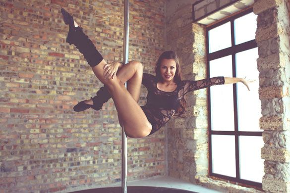 Pole dancing can improve your physical condition while boosting your confidence. Here are 10 reasons to sign up for pole-dancing classes immediately.
