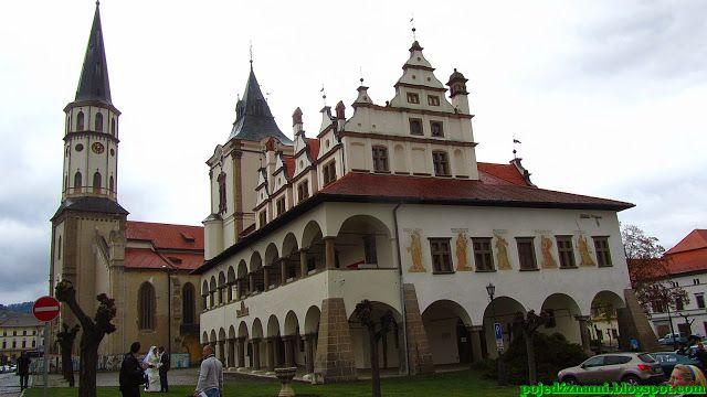 Pojedź z nami: Zamek Spiski, Spiska Kapituła, Lewocza, Tomaszowski Vyhlad - Wschodnia Słowacja, dzień 2.