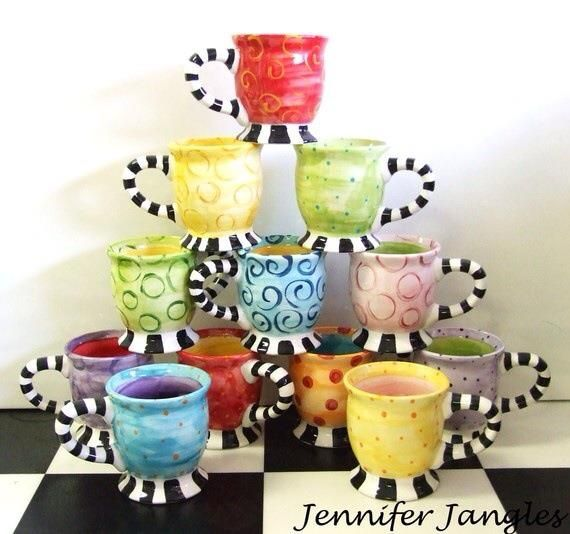 17 best images about pottery painting ideas on pinterest for Paint your own pottery ideas