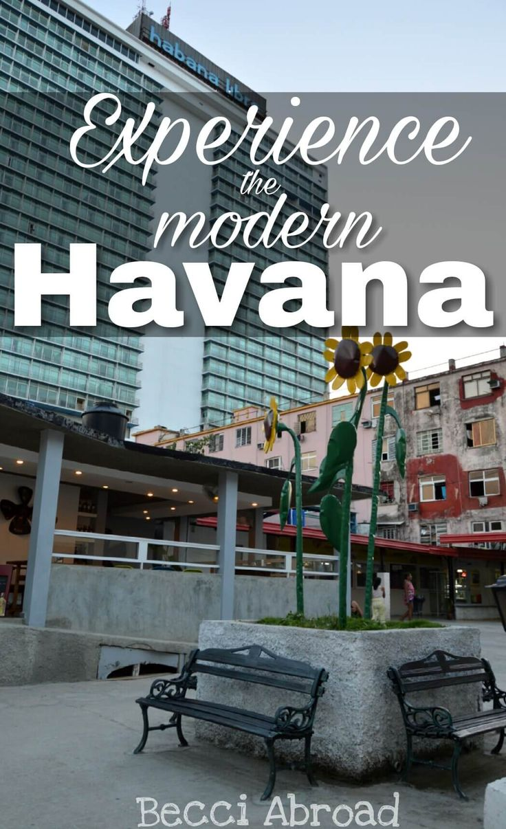 5 places that will make you doubt you are in Havana, Cuba
