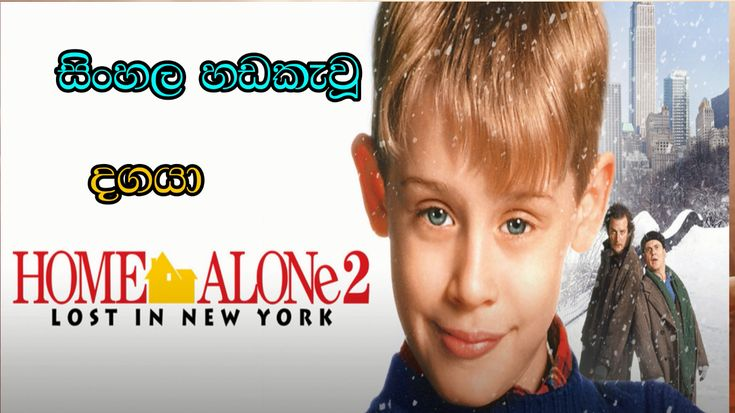 Home alone 2 sinhala dubbed movie home alone movies dubbed