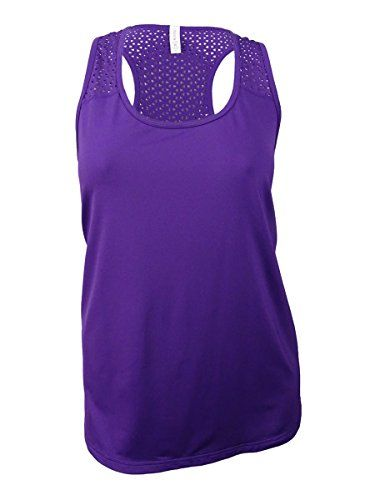 5f085277760 Ideology Women s Plus Size Performance Racerback Tank Top
