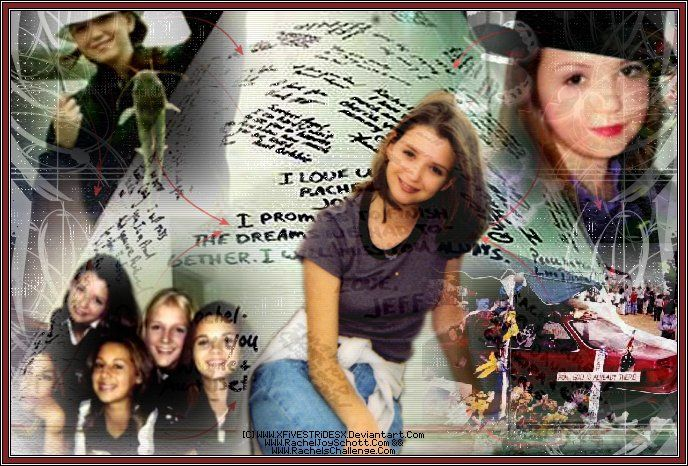 Rachel Joy Scott - First Victim of the shootings