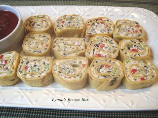 I know, Tortilla Pinwheels have been around for years, but they are still a great appetizer to have in your arsenal. I've been making them ...