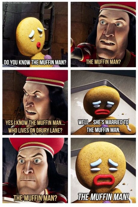 My favourite Shrek moment - Imgur best part in the first movie, minus half the time Donkey talked