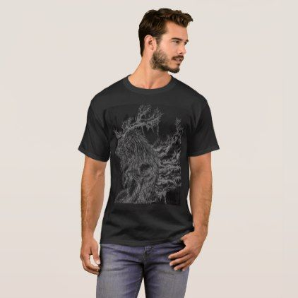 The Stag T-Shirt - diy cyo personalize design idea new special custom