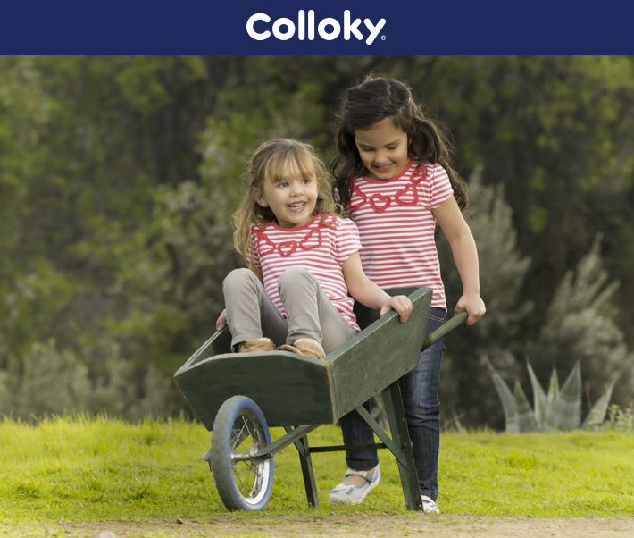Colloky es parte de cada una de las aventuras que disfrutan todos los días.