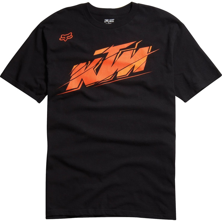 Fox Racing KTM Hint Of Orange Youth Tee