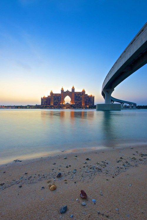 Blue Dreams revisited - Dubai