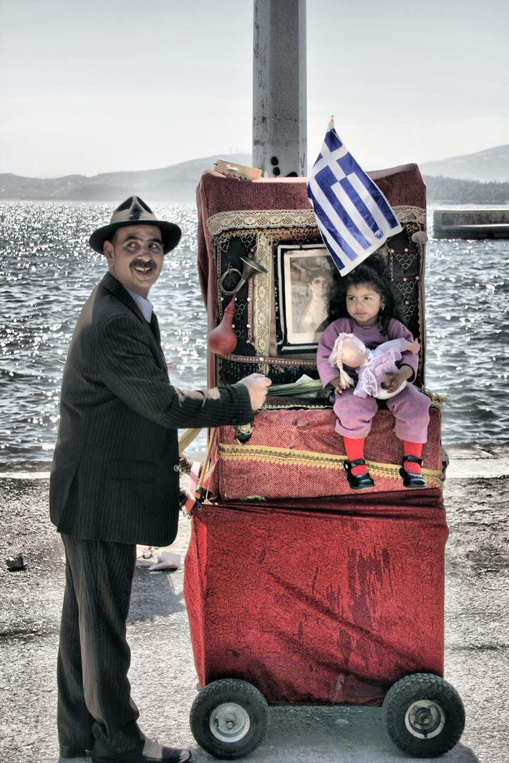 Lanterna Musicians - Volos, Greece