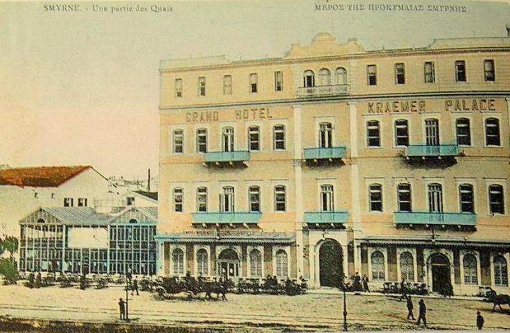 Το ξενοδοχείο Kraemer Palace στο Και.