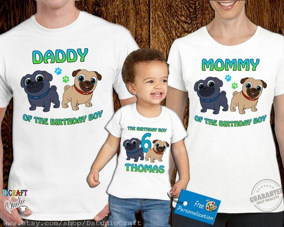 High Quality At A Great Price Dtg Printing It Is Not Iron On Or Vinyl How To Order Puppy Birthday Puppy Birthday Parties Birthday Shirts