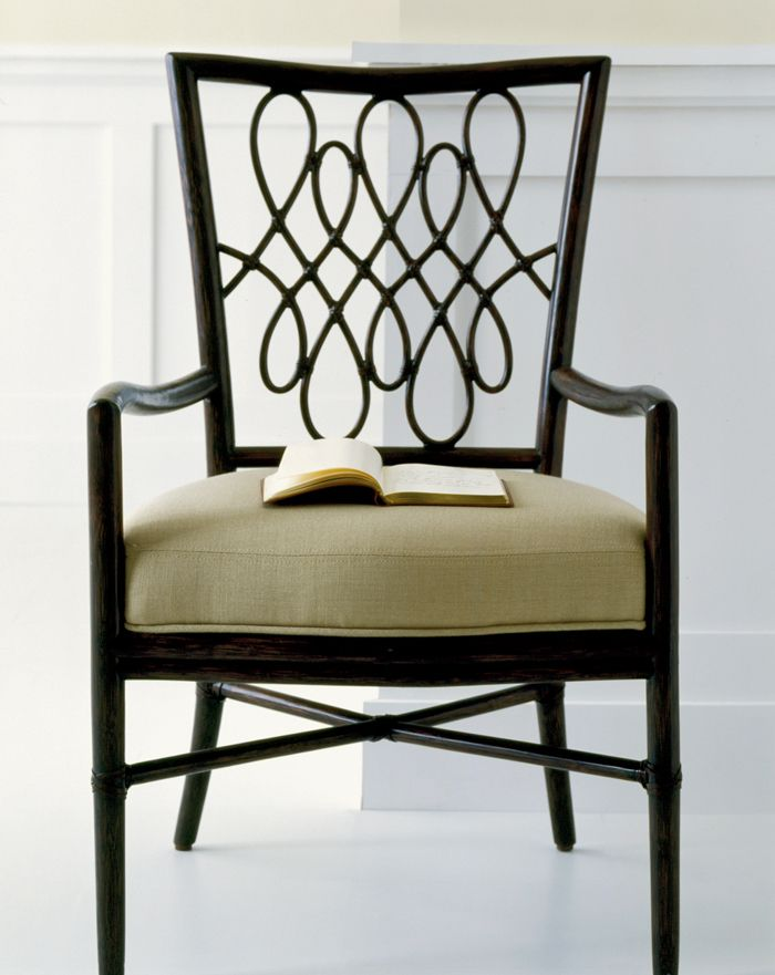 """By Haley Cameron """"I've always wanted beauty around me,"""" says Barbara Barry, who mirrors the effortless elegance of her furniture as she reclines on a..."""