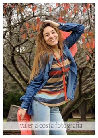 Pilar 15 años