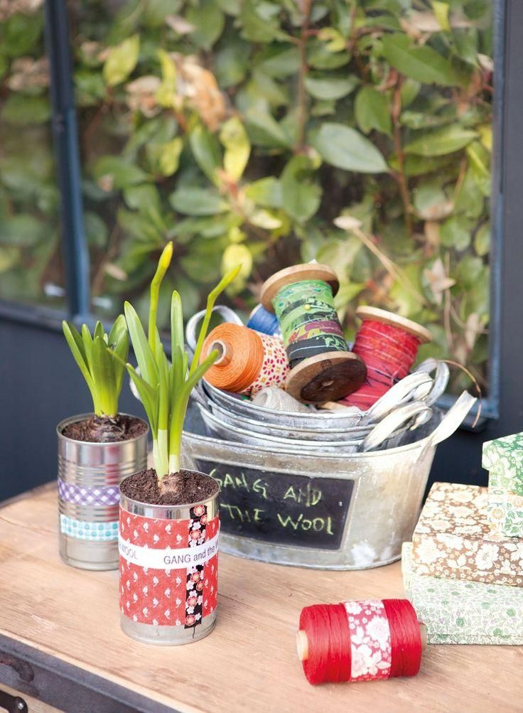 25 best ideas about latas de conserva on pinterest - Ideas para reciclar en casa ...