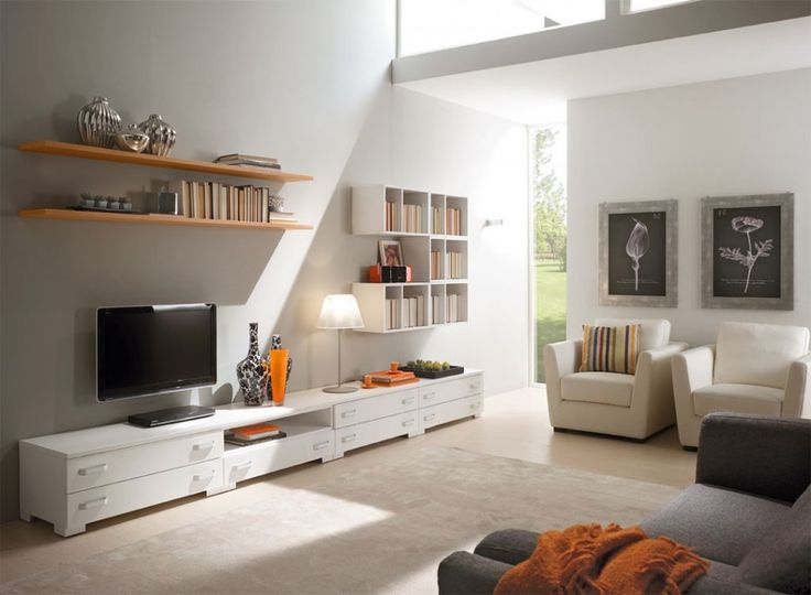 Designer Wall Units For Living Room Design Ideas