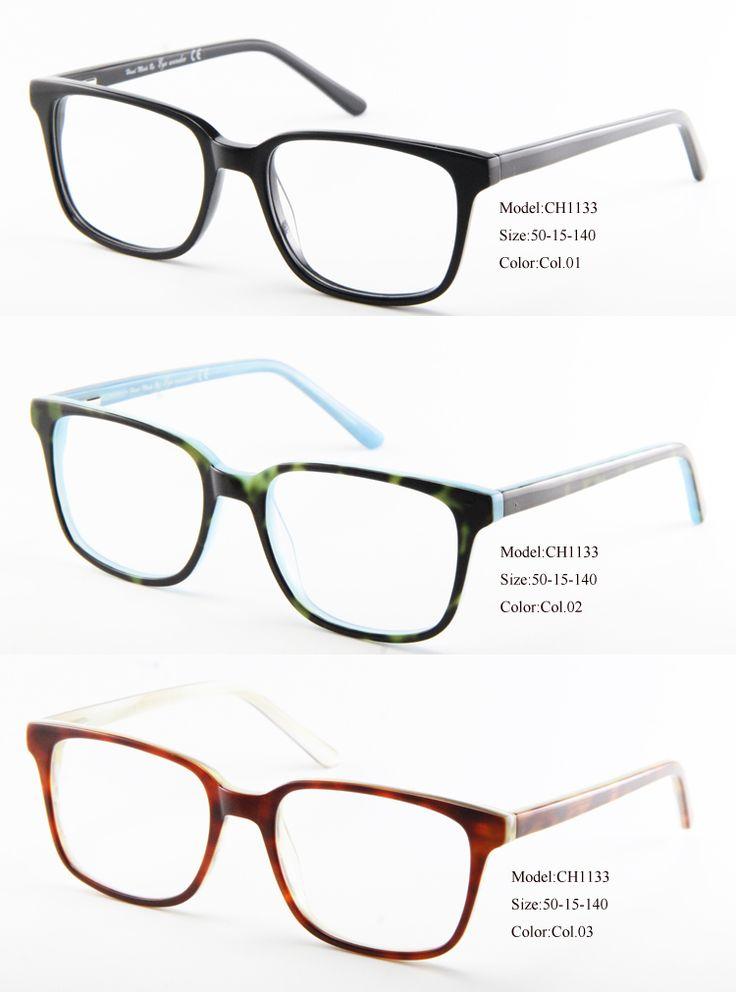 Eye Wonder Wholesale Men Black Blue Burgundy Retro Eye Glasses Frames #Affiliate