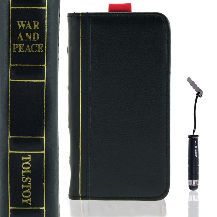 Holy Bible High Quality Brown iPhone 4 and 4s Wallet 5 in 1 Protective Carrying Case with Stylus -Retail Packaging:Amazon:Cell Phones & Accessories
