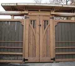 Картинки по запросу mission style fence gate on pinterest