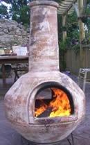 cheminée mexicaine…