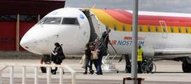 La huelga de Iberia obliga a Air Nostrum a cancelar 4 vuelos - Salamanca - La Gaceta de Salamanca