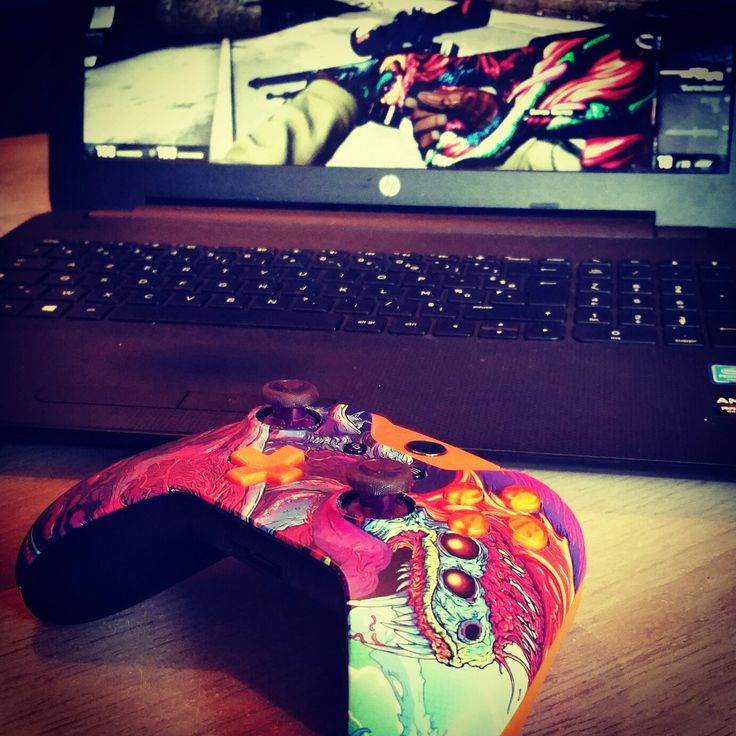 Manette Xbox One personnalisée Draw my Pad Hyper Beast Édition Spéciale    Draw my Pad Xbox One custom controller Hyper Beast special edition