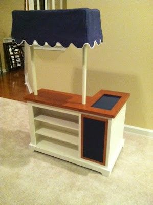 kids grocery store stand , possible birthday gift? love it | toys ...