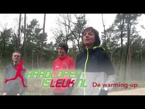 Hardlopen, een goede Warming Up - 2 - Opwarmen - YouTube