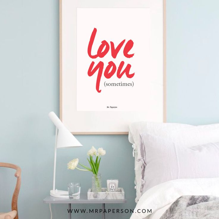 Ironía para decoración minimalista #mrpaperson #happiness #homedecor #decor #inspiration #minimalis #nordicstyle #interiordesign #design #love #luvya #loveyou #red