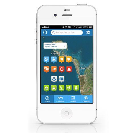Le projet d'application mobile Seatizen remporte un Prix ! Une réalisation de l'agence mobile www.imaagescreations.fr