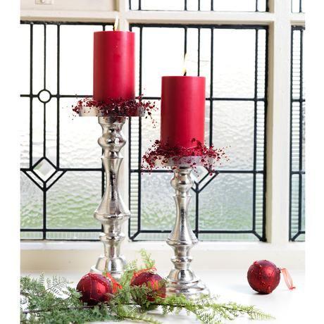 stunning candlesticks from M&B